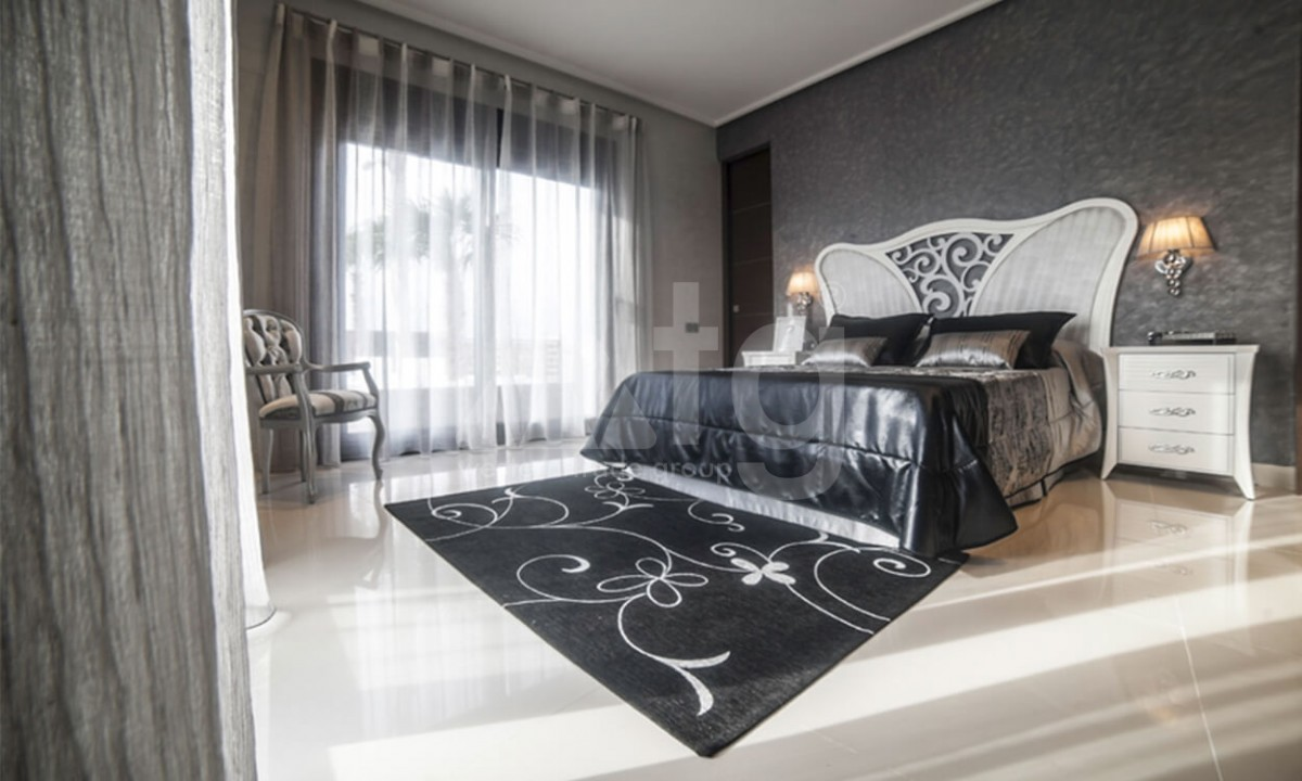 3 bedroom Villa in Dehesa de Campoamor  - AGI3995 - 26