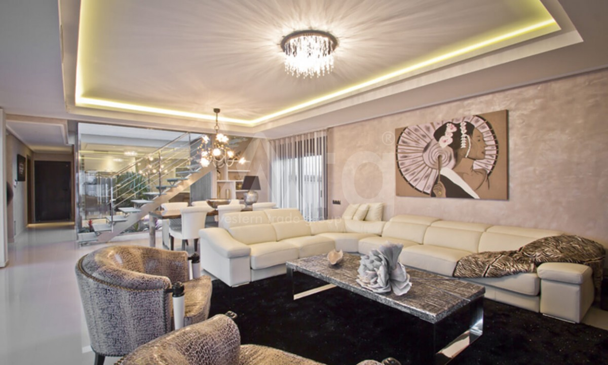 3 bedroom Villa in Dehesa de Campoamor  - AGI3995 - 42
