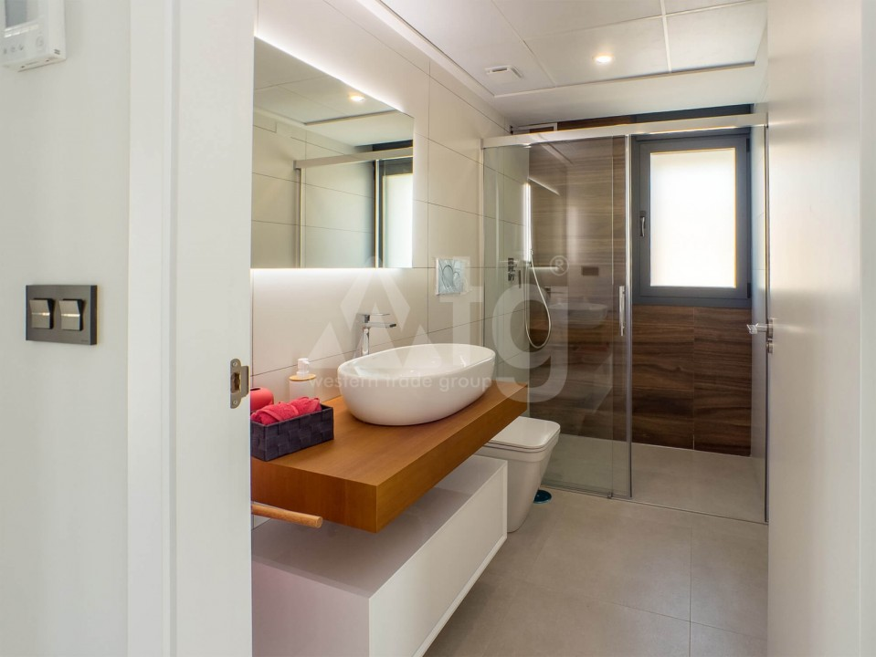 3 bedroom Villa in Finestrat  - PT6725 - 22