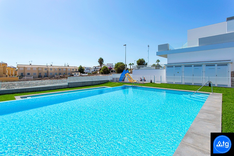 3 bedroom Villa in San Miguel de Salinas - GEO6360 - 2