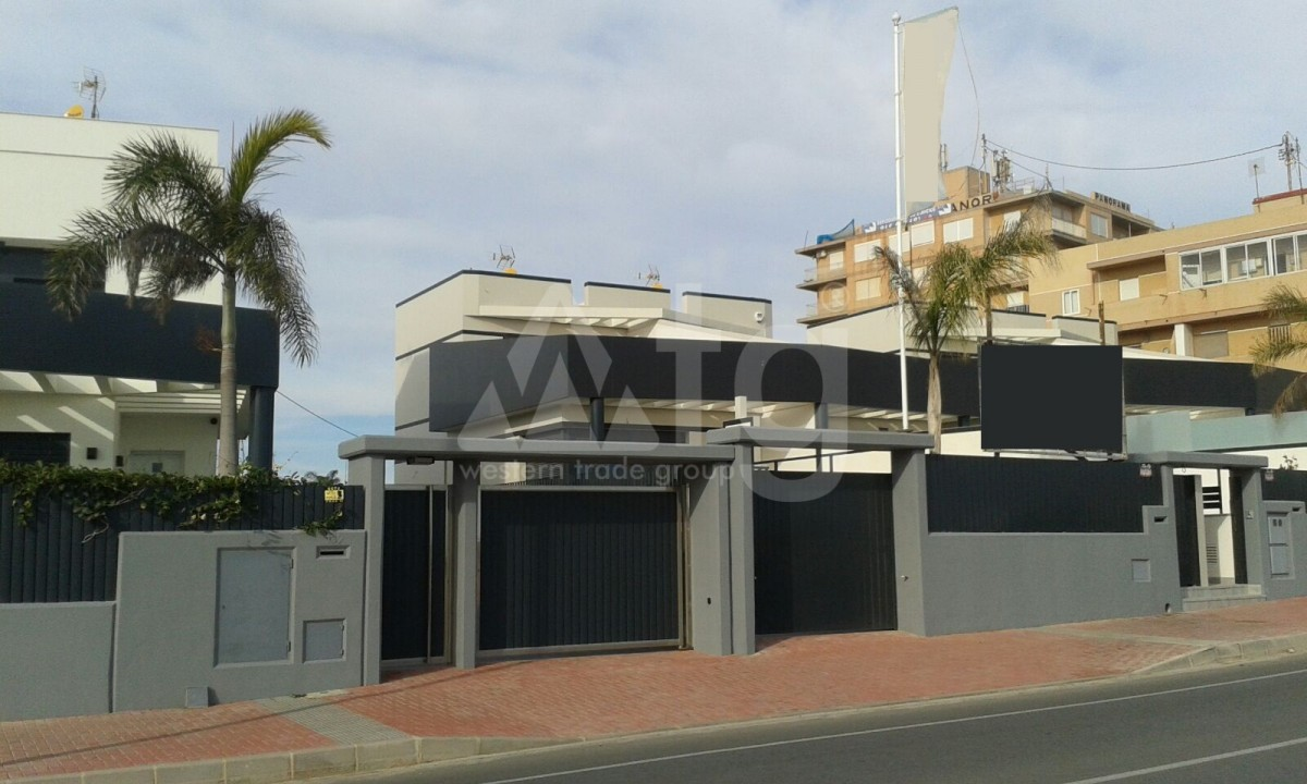 Luxury Class House near the sea  in Dehesa de Campoamor, Costa Blanca - AGI115632 - 22