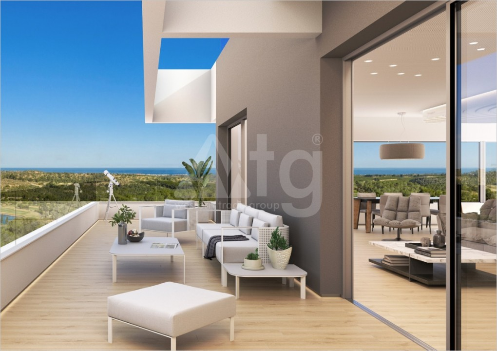 3 bedroom Penthouse in Ciudad Quesada - ER7046 - 2
