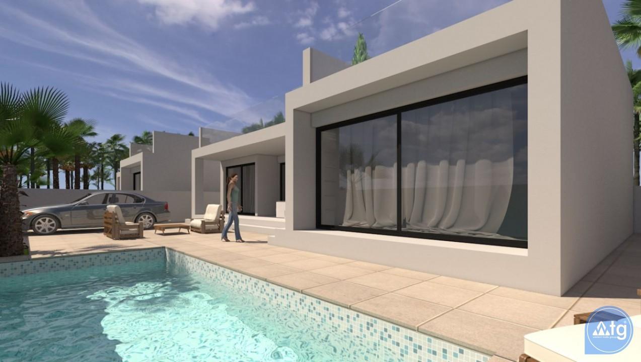 3 bedroom Penthouse in Villajoyosa - QUA8637 - 1