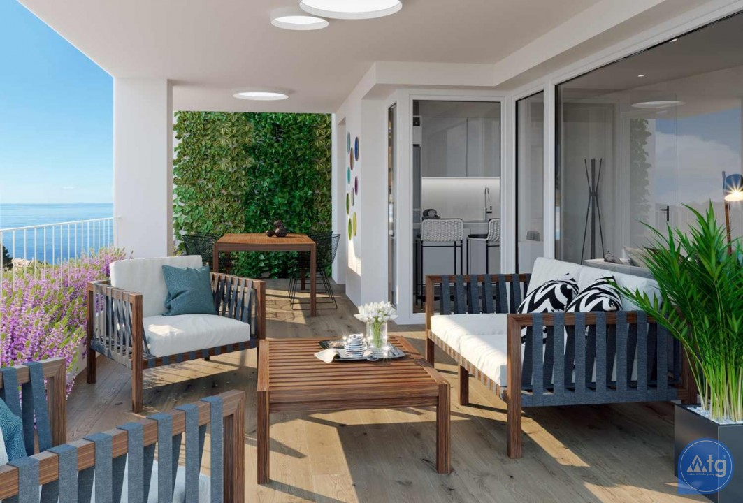 3 bedroom Penthouse in Villajoyosa - QUA8637 - 14