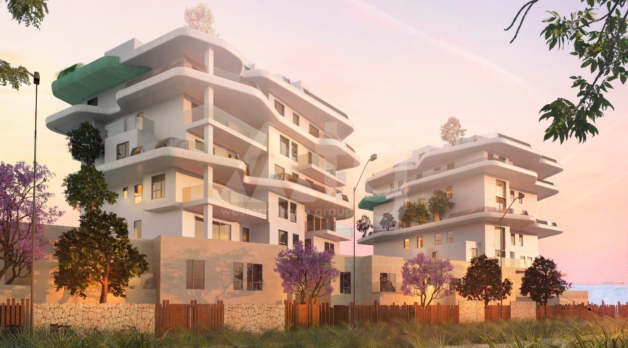 3 bedroom Penthouse in Villajoyosa - QUA8637 - 16