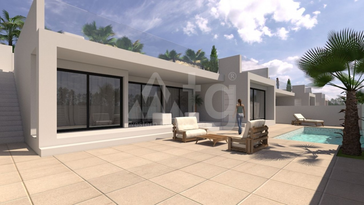 3 bedroom Penthouse in Villajoyosa - QUA8637 - 2