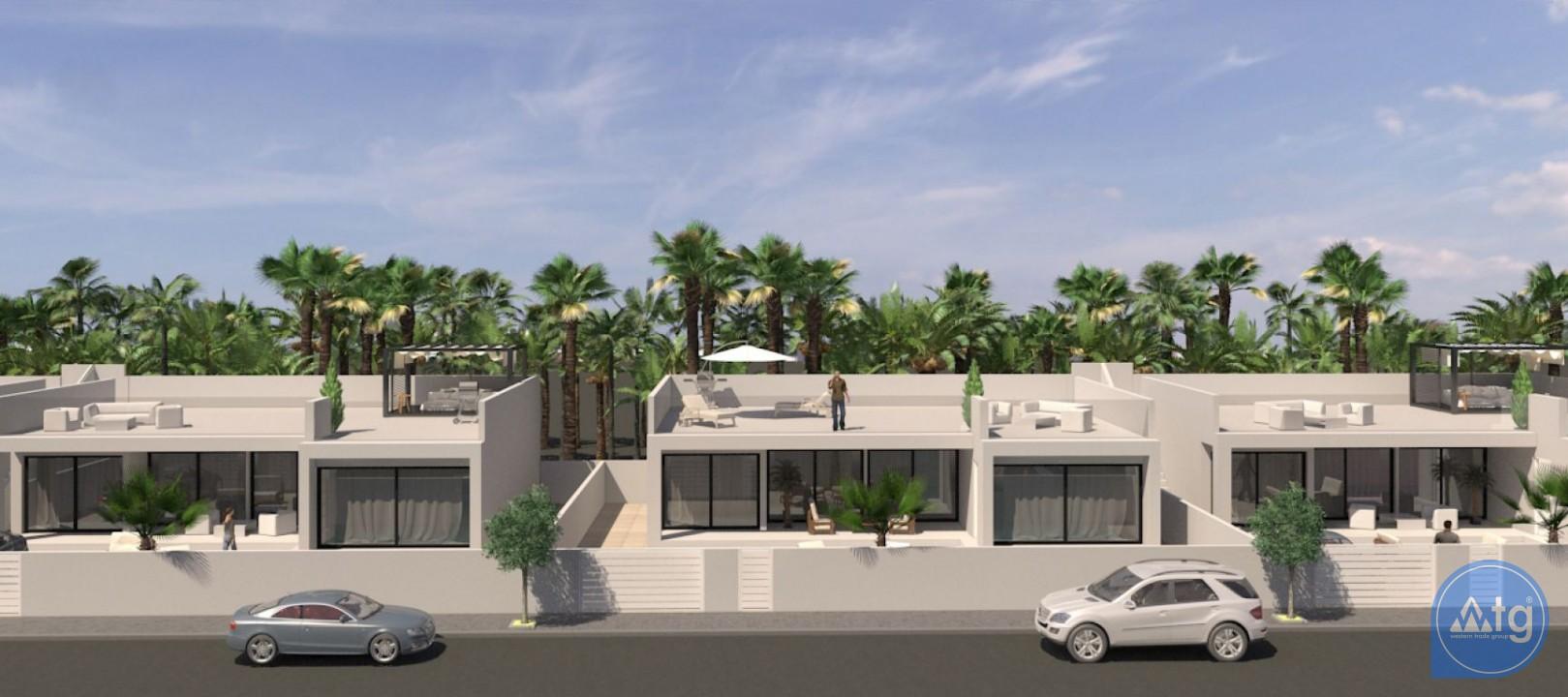 3 bedroom Penthouse in Villajoyosa - QUA8637 - 3