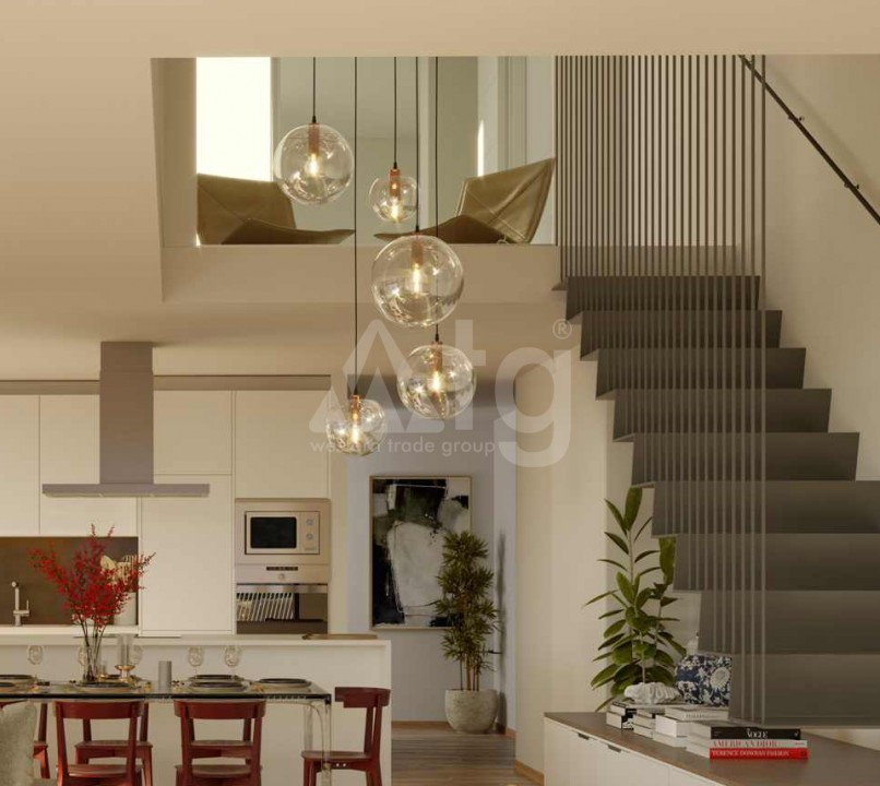 3 bedroom Penthouse in Villajoyosa - QUA8637 - 9