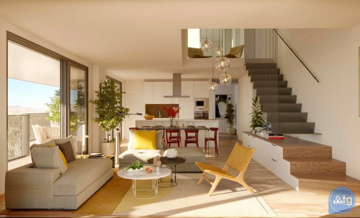 2 bedroom Townhouse in Villajoyosa - QUA8645 - 22