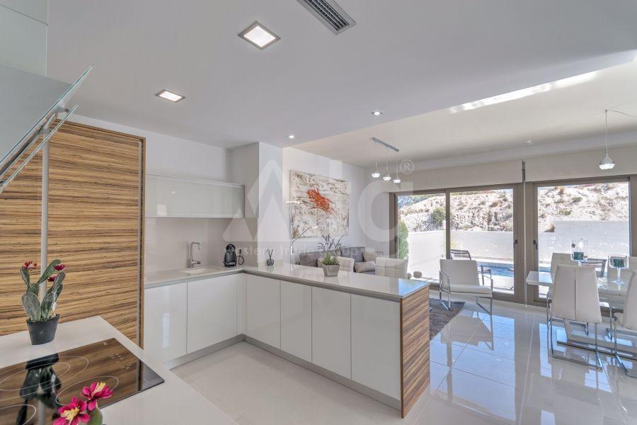 2 bedroom Townhouse in Villajoyosa - QUA8627 - 2