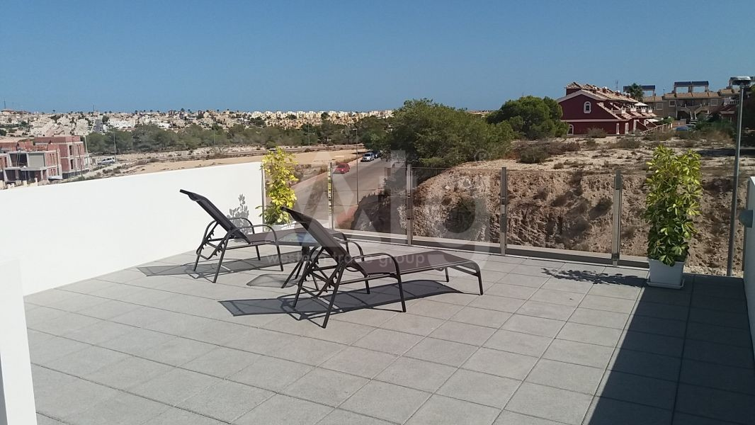 2 bedroom Townhouse in Villajoyosa - QUA8627 - 5