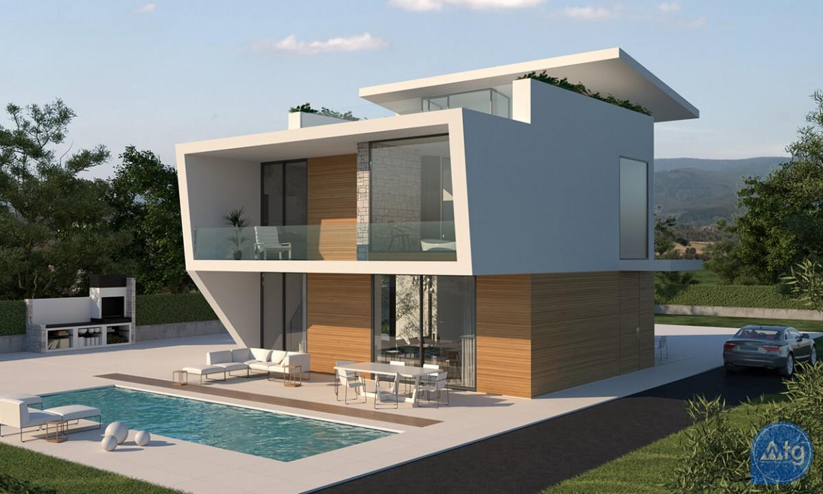 4 bedroom Villa in Dehesa de Campoamor  - AGI115671 - 1