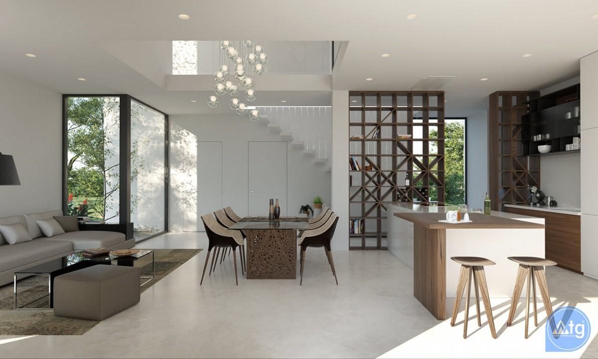4 bedroom Villa in Dehesa de Campoamor  - AGI115671 - 4