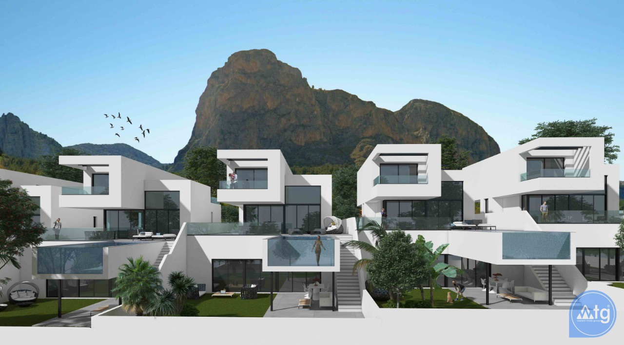 Luxury Class Villa in La Marina, 4 bedrooms - GV5363 - 1