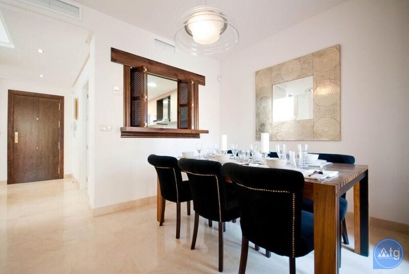 3 bedroom Villa in San Miguel de Salinas - AGI3983 - 15
