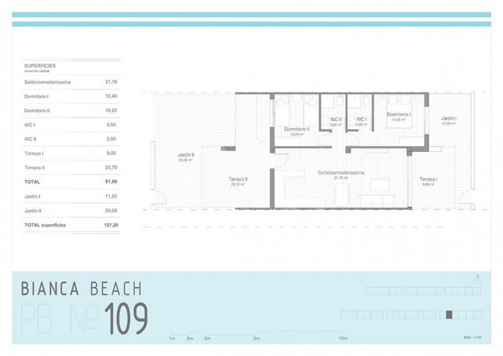 3 bedroom Villa in San Miguel de Salinas  - FS115246 - 26