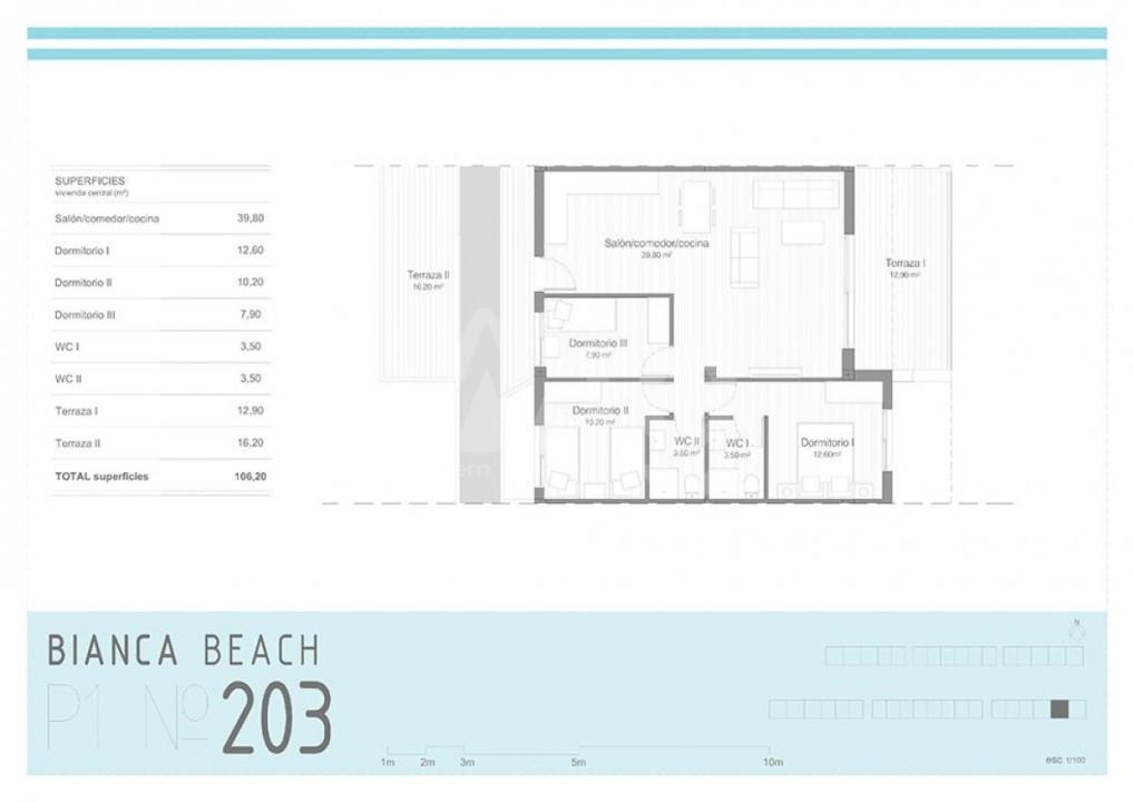 3 bedroom Villa in San Miguel de Salinas  - FS115246 - 27