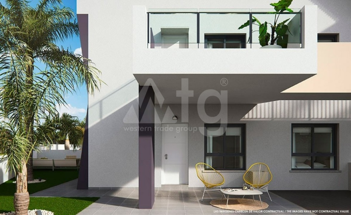 3 bedroom Villa in San Miguel de Salinas  - FS115246 - 9