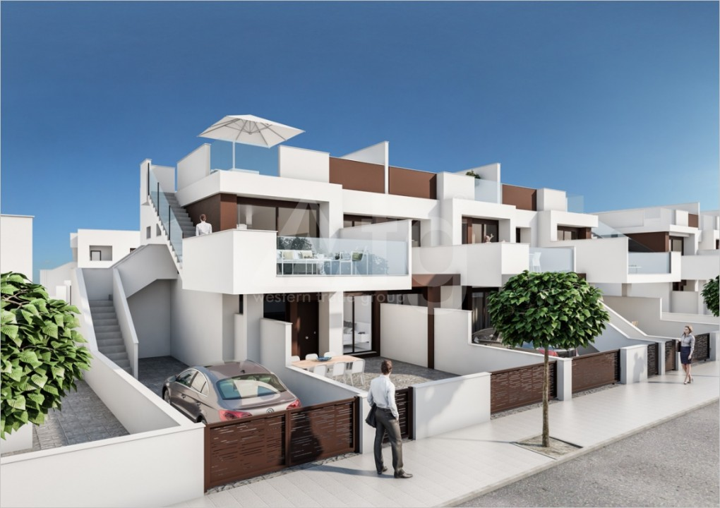 3 bedroom Villa in Ciudad Quesada - AT7254 - 2