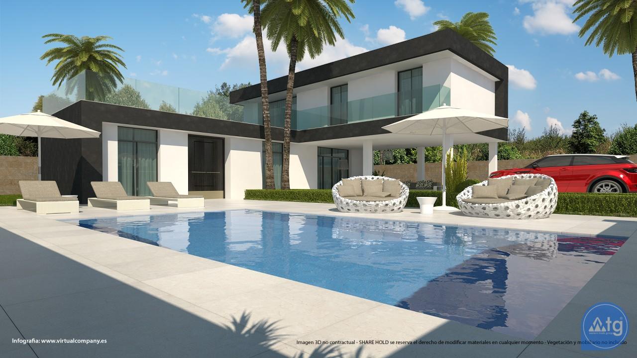 3 bedroom Villa in Ciudad Quesada  - JQ115428 - 1