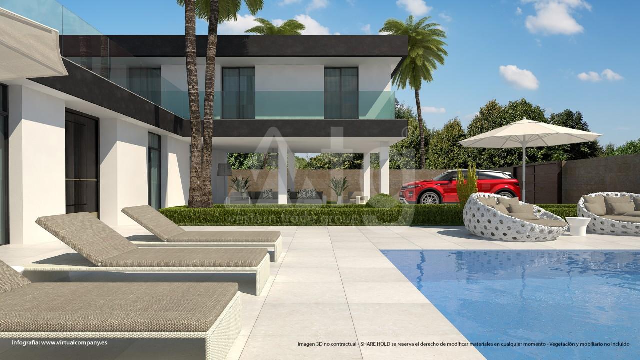 3 bedroom Villa in Ciudad Quesada  - JQ115428 - 2
