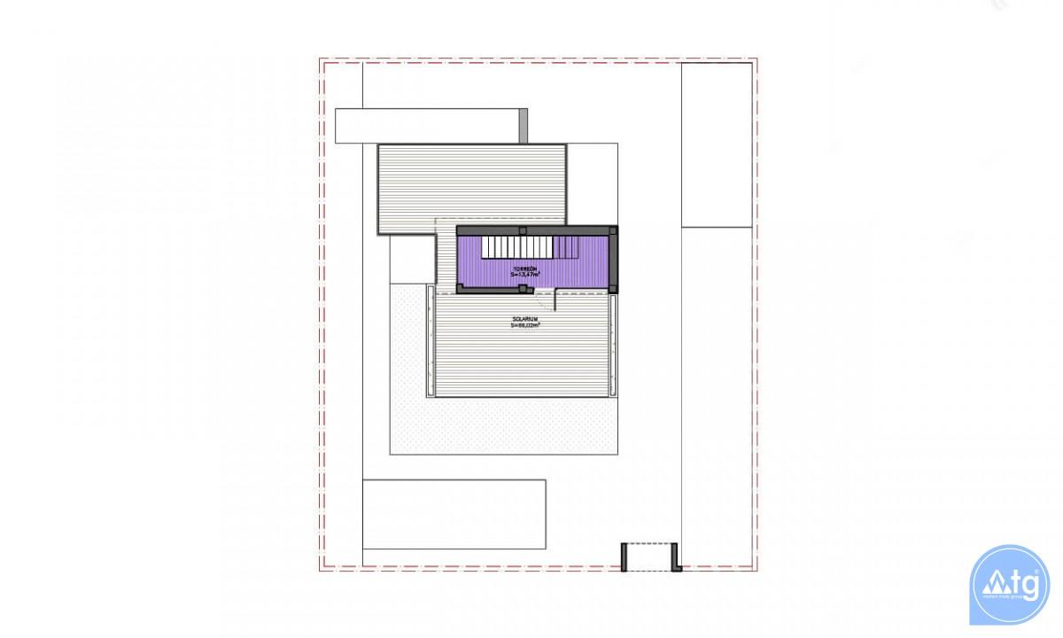 4 bedroom Villa in Dehesa de Campoamor - AGI3986 - 11