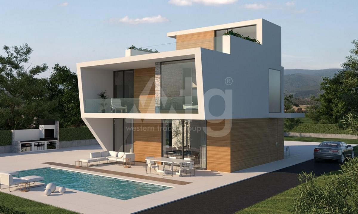 4 bedroom Villa in Dehesa de Campoamor - AGI3986 - 2