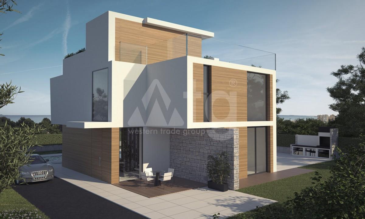4 bedroom Villa in Dehesa de Campoamor - AGI3986 - 4