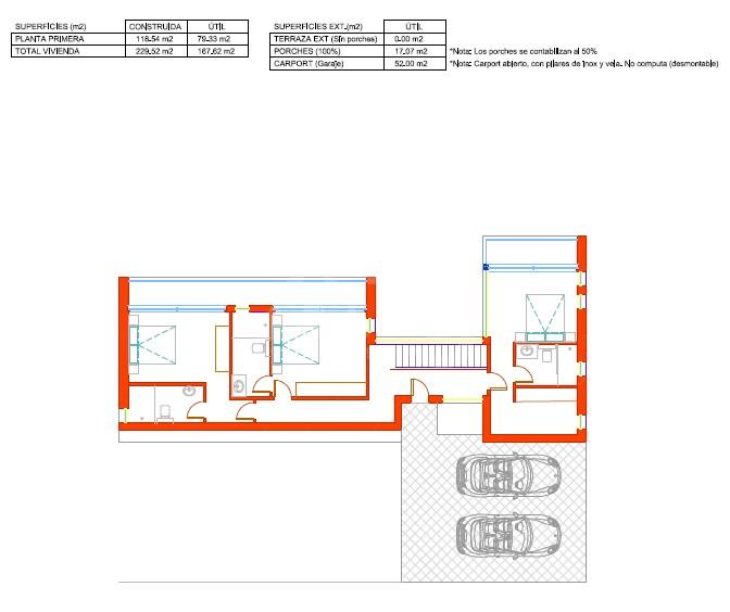 3 bedroom Villa in Dehesa de Campoamor  - AGI115714 - 13
