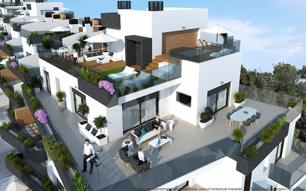 3 bedroom Villa in Finestrat - CG7652 - 3