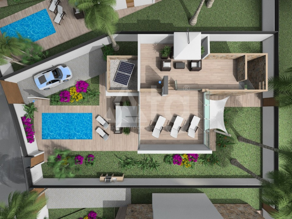4 bedroom Villa in Finestrat  - AG114896 - 13