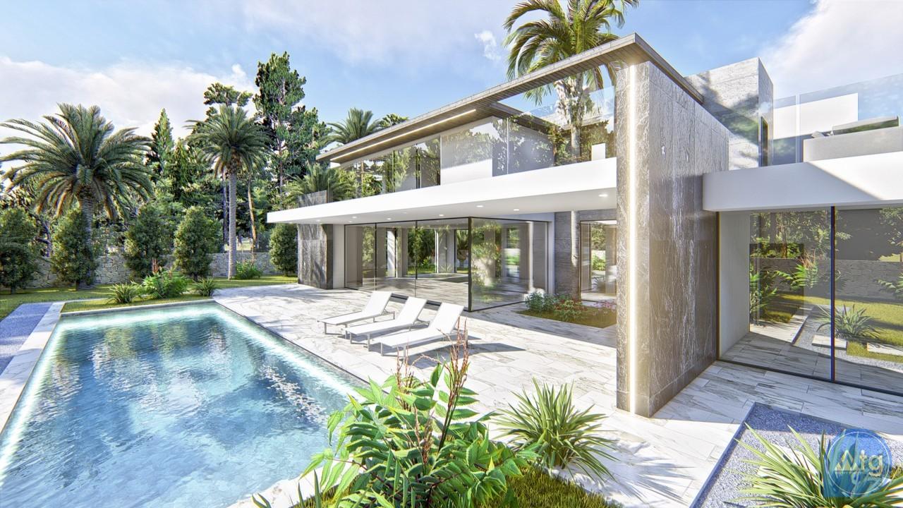 4 bedroom Villa in Los Montesinos - GEO8329 - 1