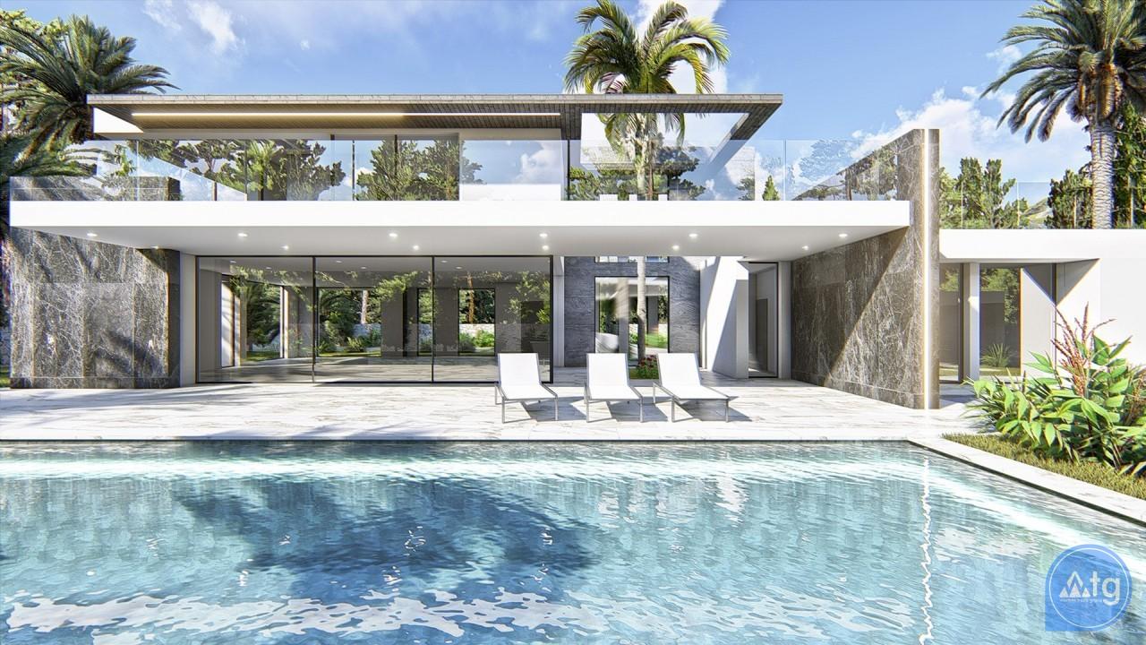 4 bedroom Villa in Los Montesinos - GEO8329 - 2