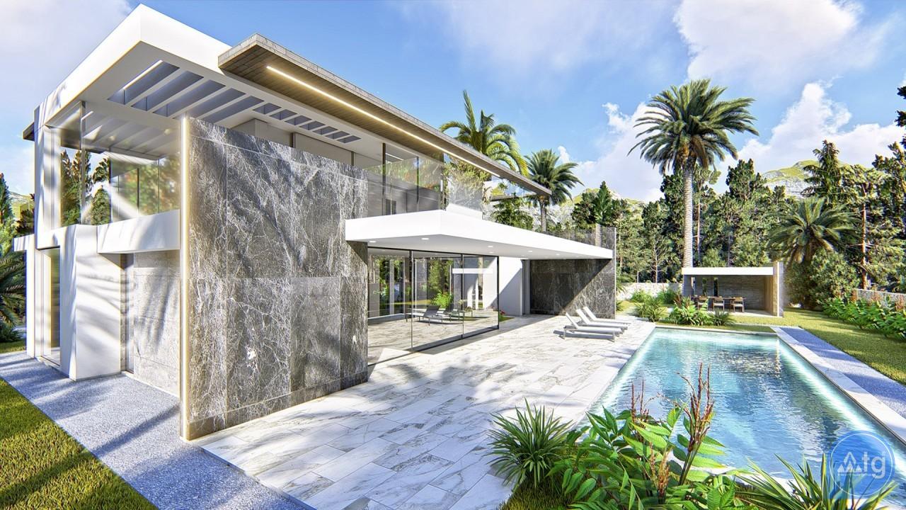 4 bedroom Villa in Los Montesinos - GEO8329 - 3
