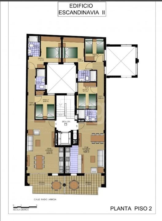 3 bedroom Villa in Los Montesinos  - SUN115303 - 24