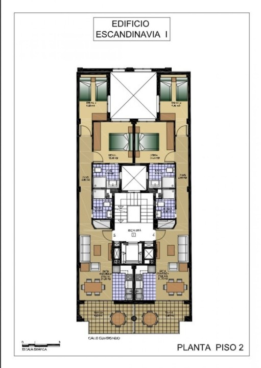 3 bedroom Villa in Los Montesinos  - SUN115303 - 25