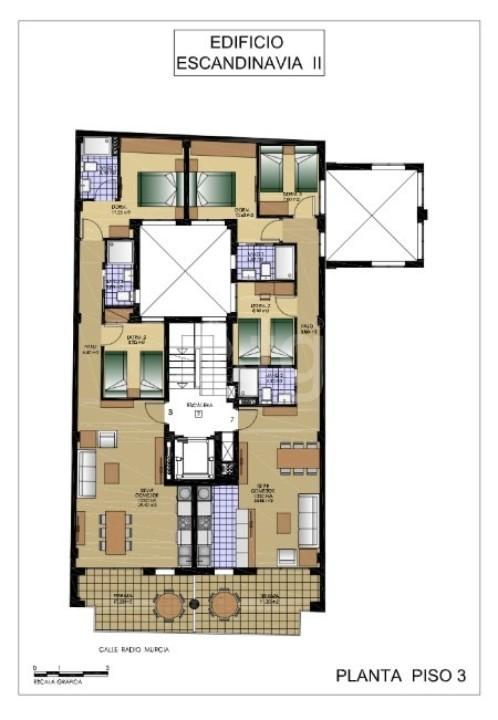 3 bedroom Villa in Los Montesinos  - SUN115303 - 27