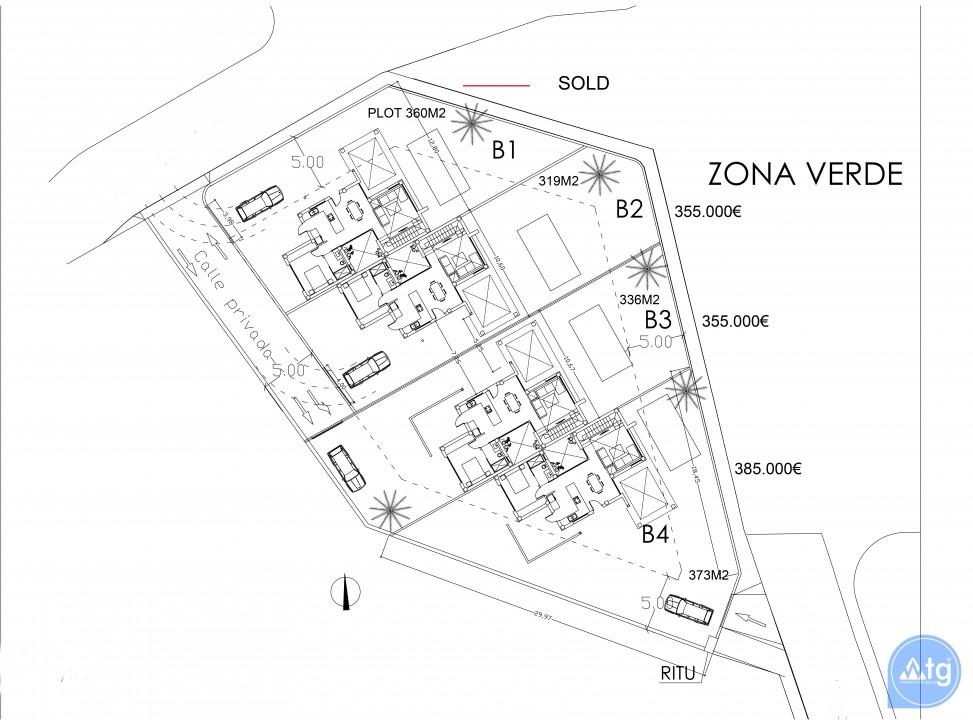 3 bedroom Villa in Orihuela Costa  - OLC115078 - 25