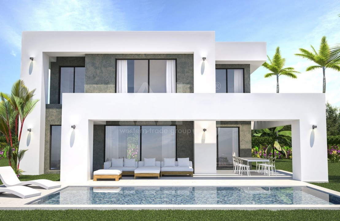 3 bedroom Villa in San Miguel de Salinas  - FS117275 - 2