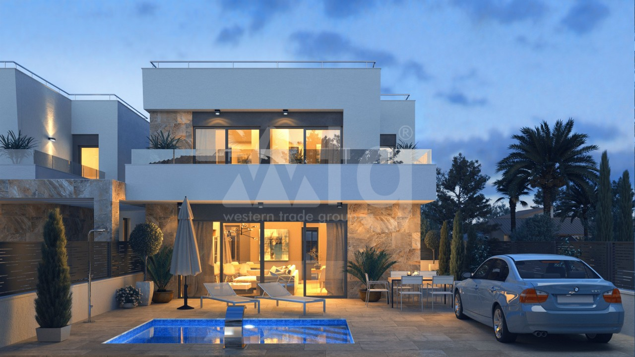 3 bedroom Villa in Santiago de la Ribera  - WHG115921 - 2