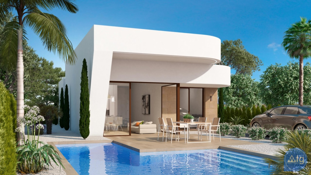 4 bedroom Villa in Torrevieja - AGI2595 - 1