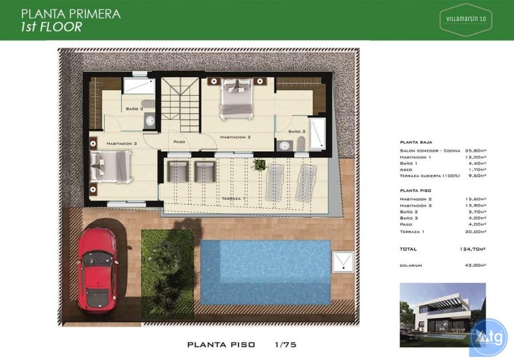 3 bedroom Villa in Villamartin - SUN5294 - 35