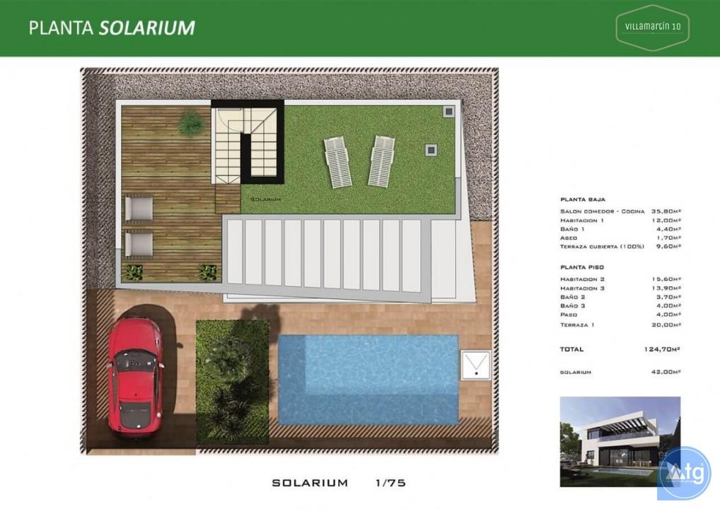 3 bedroom Villa in Villamartin - SUN5294 - 36