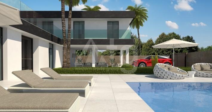 3 bedroom Villa in Vistabella - VG8388 - 3