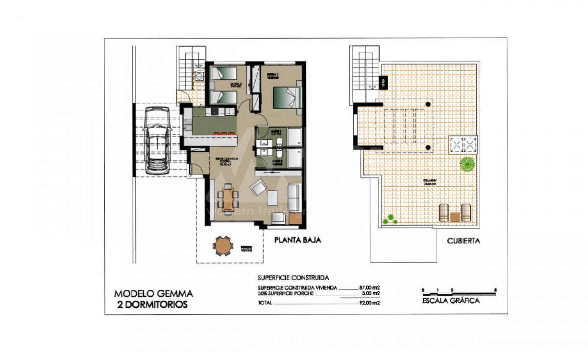 3 bedroom Villa in Dehesa de Campoamor  - AGI115717 - 17