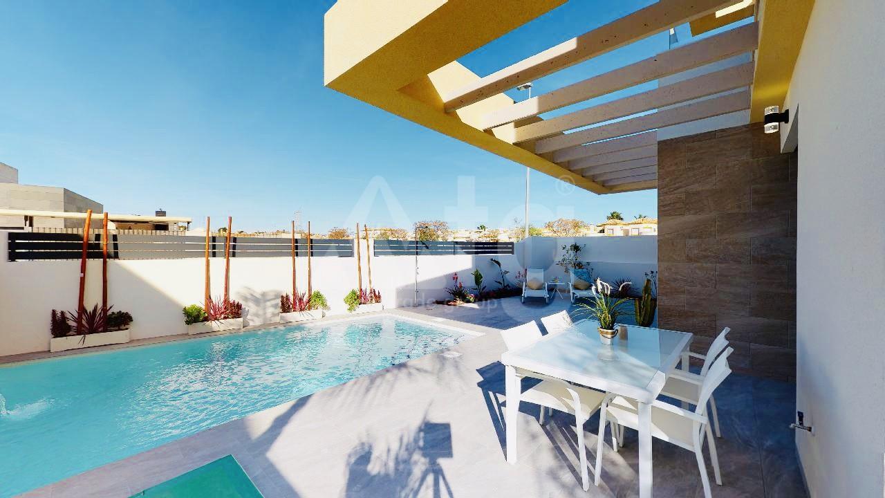3 bedroom Villa in Finestrat  - EH115907 - 2