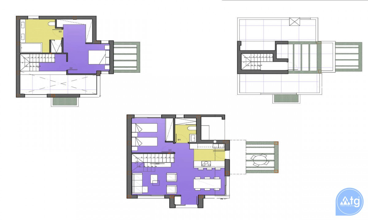 3 bedroom Villa in La Manga  - AGI5786 - 30