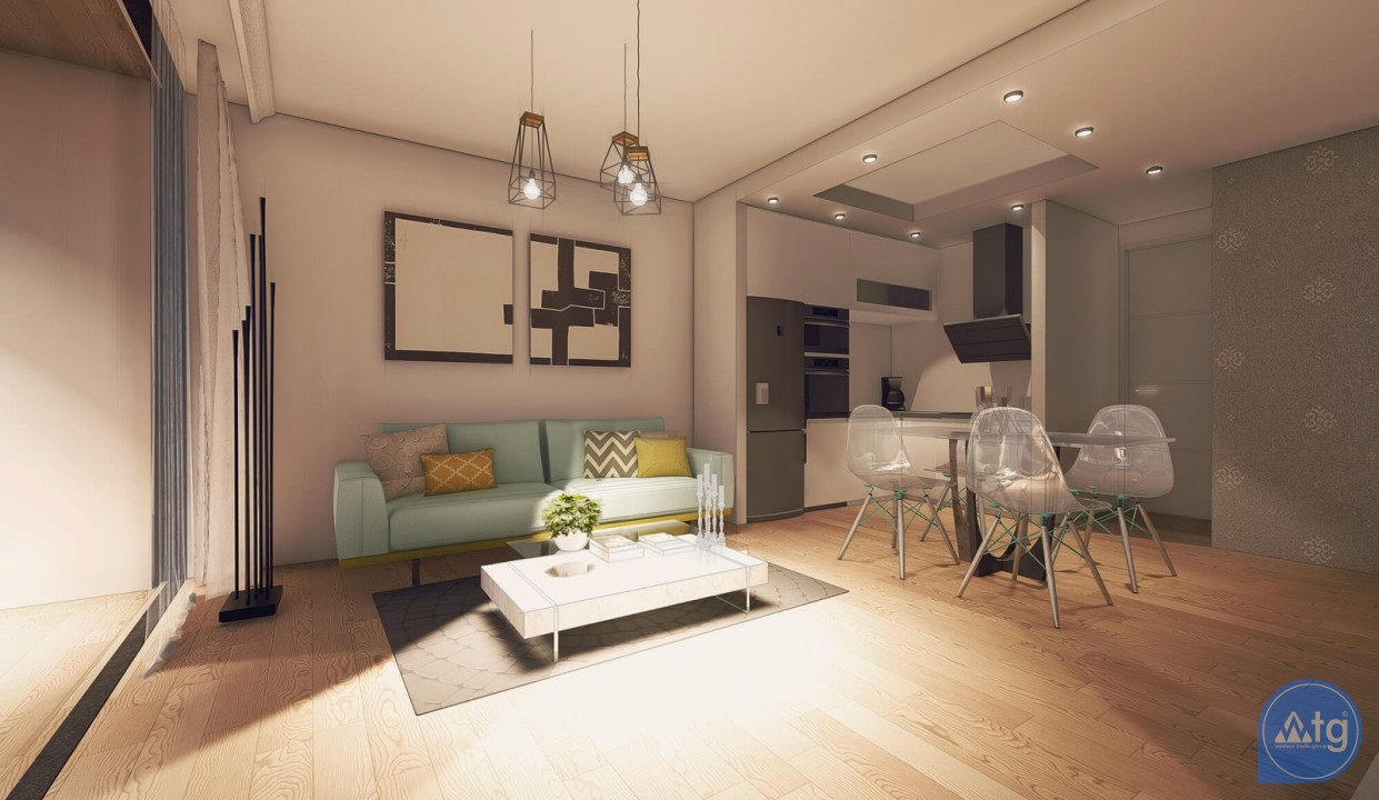 3 bedroom Villa in San Pedro del Pinatar - GU6659 - 7