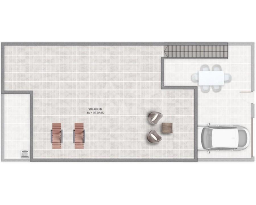 3 bedroom Villa in La Zenia - IM8223 - 9