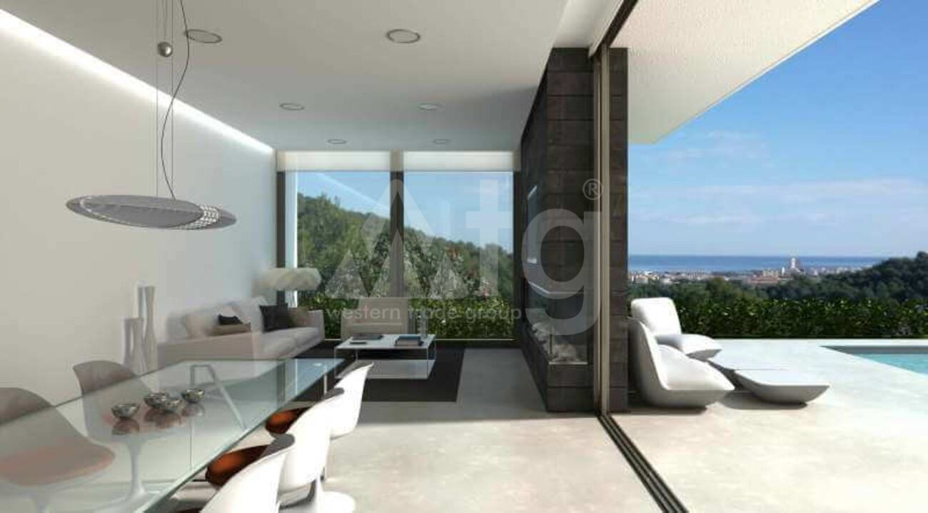 Villa de 3 chambres à Los Montesinos - SUN117777 - 2
